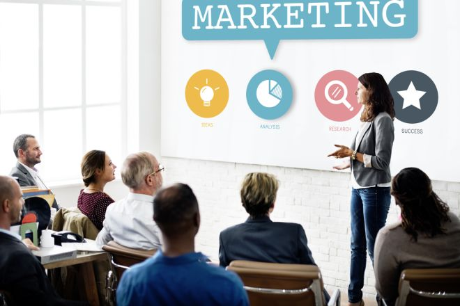 Marketing training course